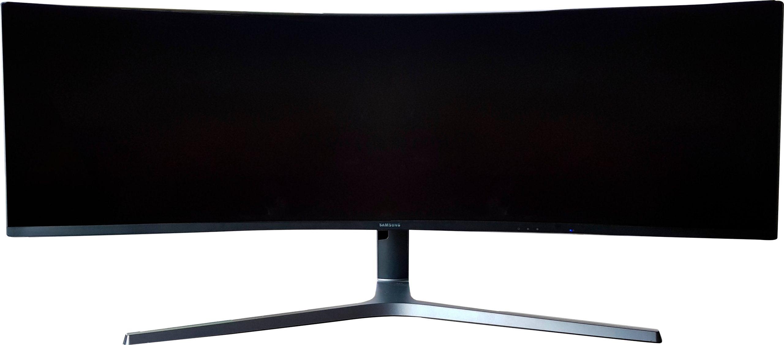 Review Monitor Samsung C49HG90: Lo mejor de los dos mundos