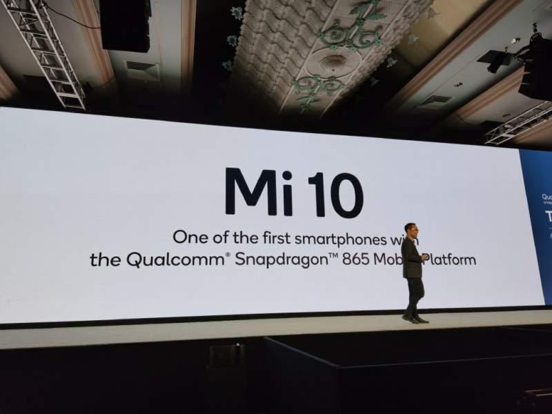 Estas son las supuestas especificaciones de los Xiaomi Mi 10 y Mi 10 pro