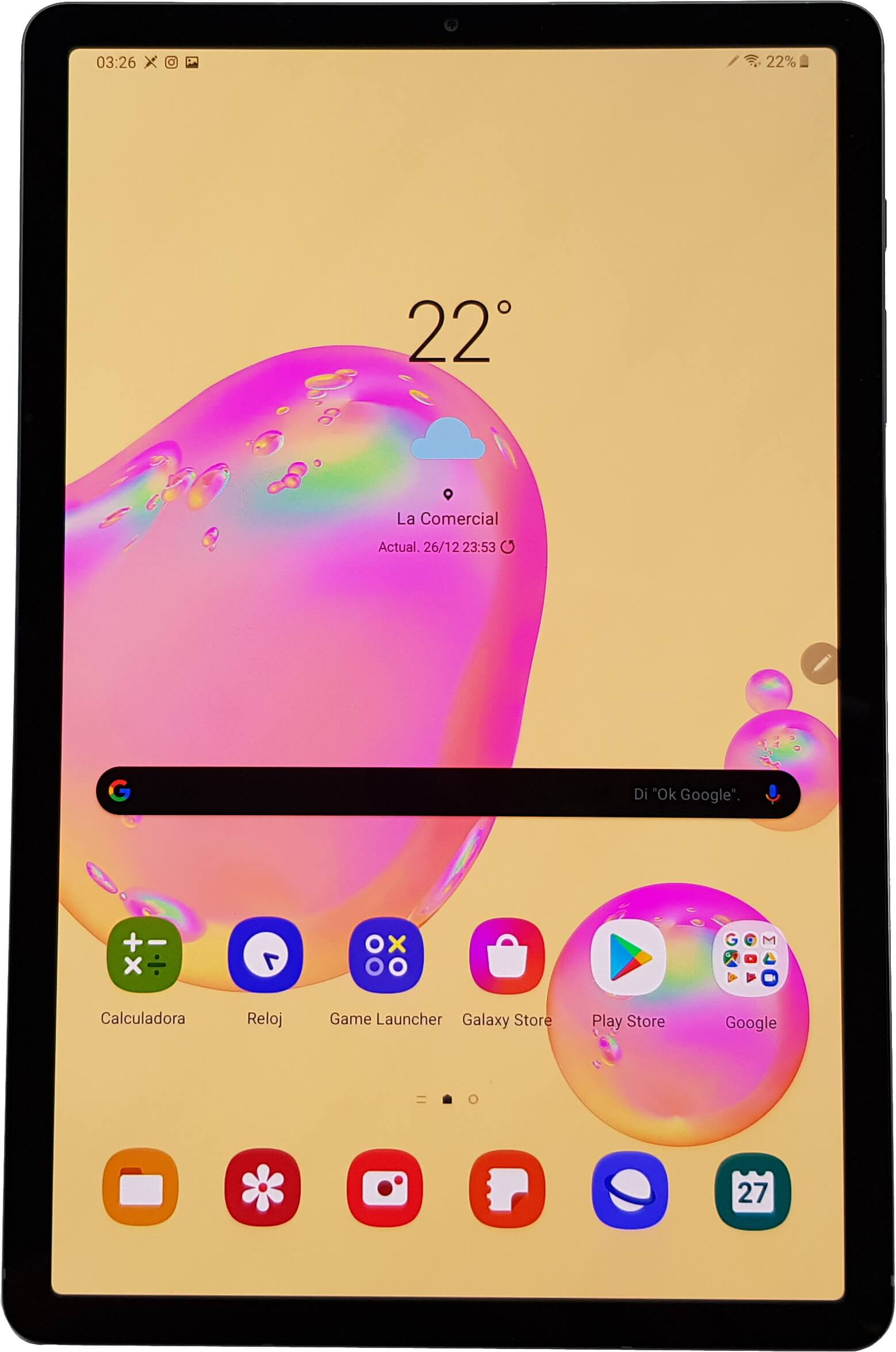 Review Samsung Galaxy Tab S6: La mejor tablet Android