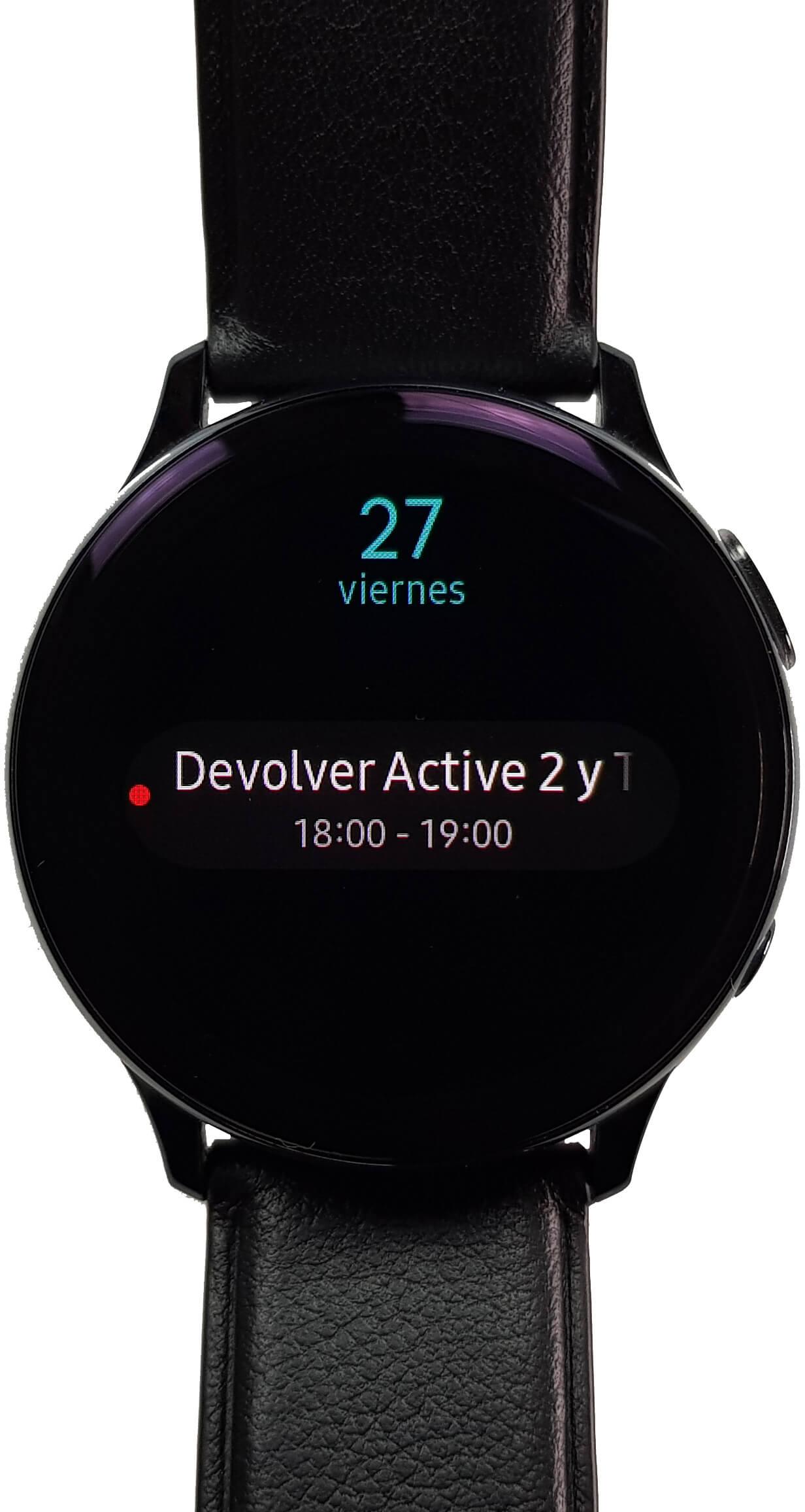 Review Samsung Galaxy Watch Active 2: Un todoterreno