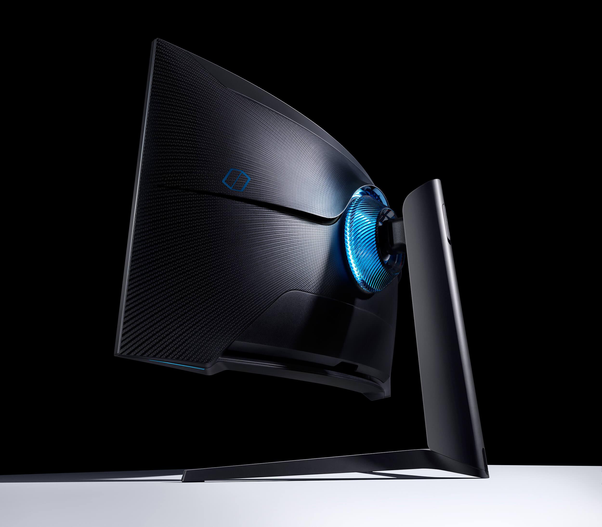 Samsung presenta la nueva línea de monitores para juegos Odyssey en CES 2020