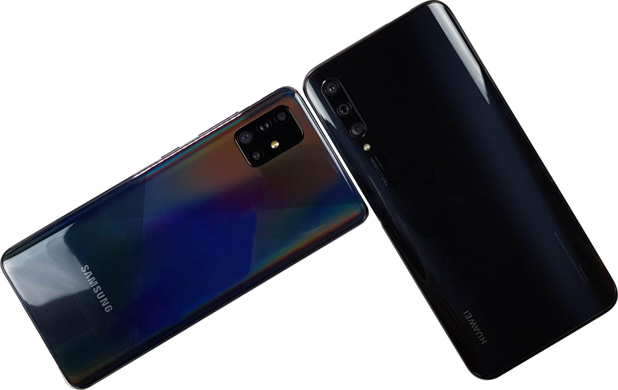 Comparativa: Samsung Galaxy A51 vs Huawei Y9s