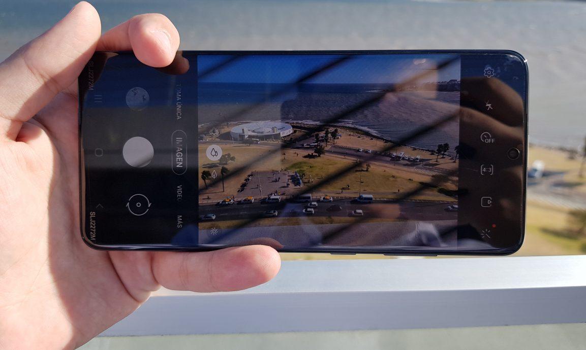 Samsung Galaxy S20 Ultra y su poderosa cámara de 108 MP