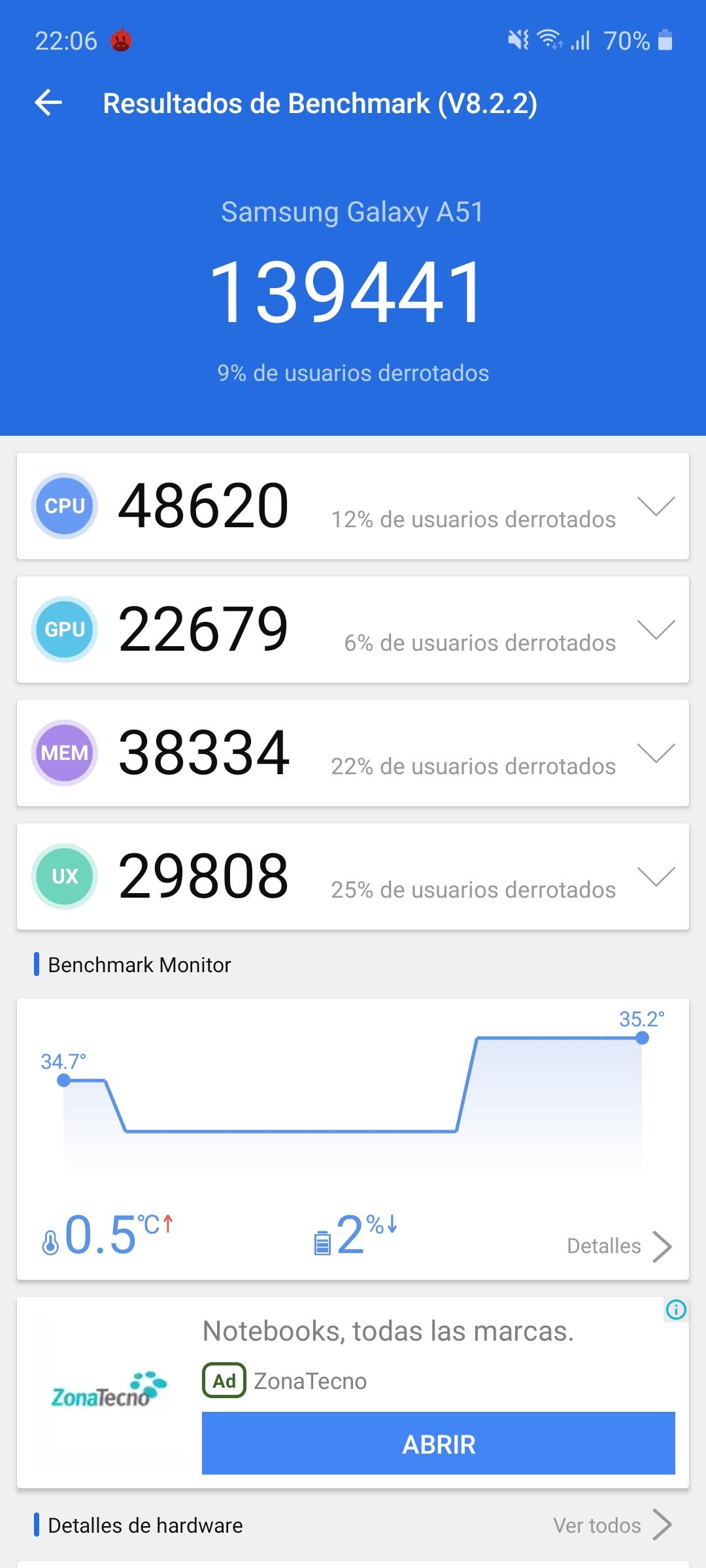 Review Samsung Galaxy A51: Samsung y su apuesta al video