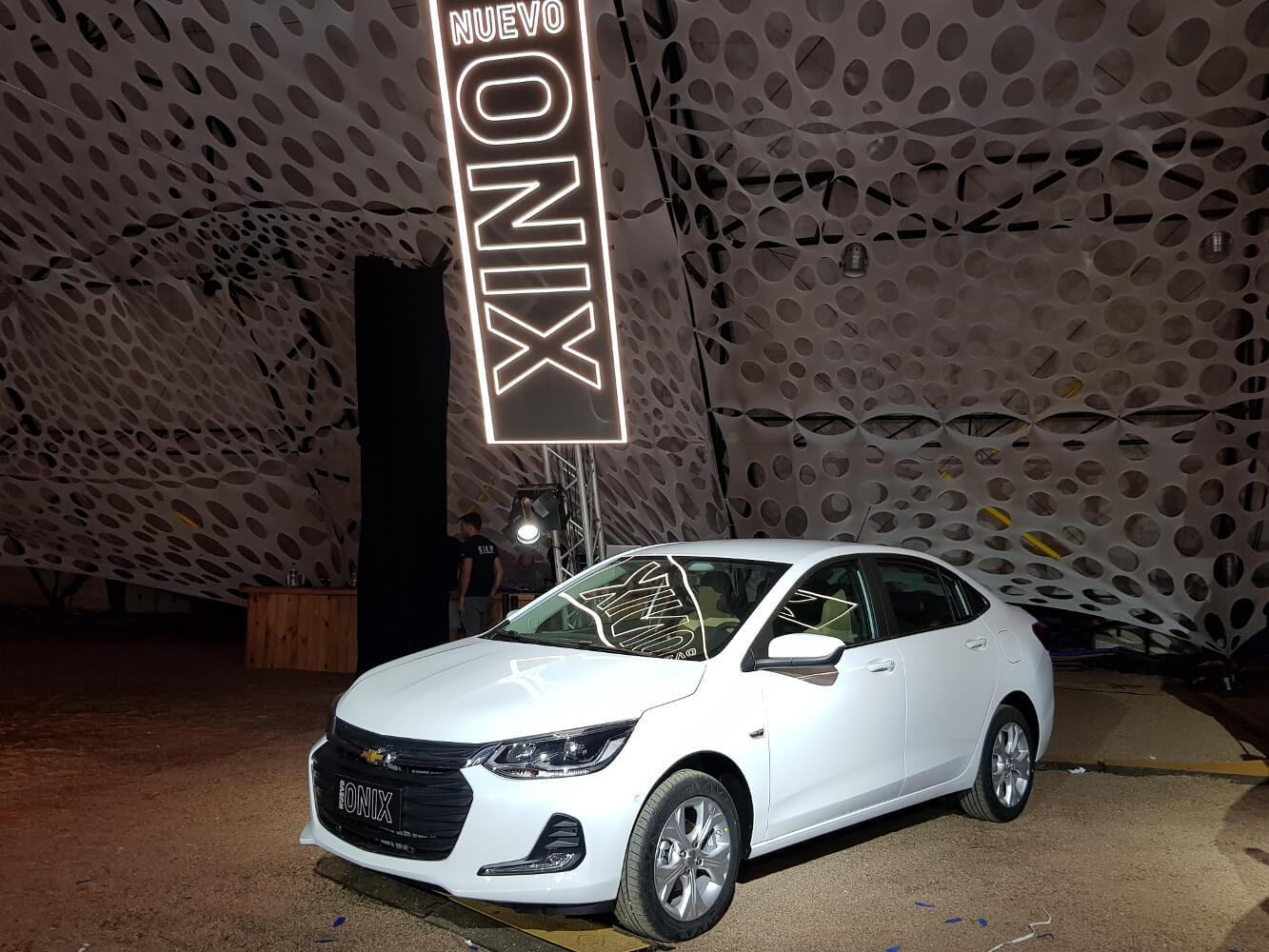 GM Uruguay presenta el totalmente renovado Chevrolet Onix 2020 con más tecnología que nunca