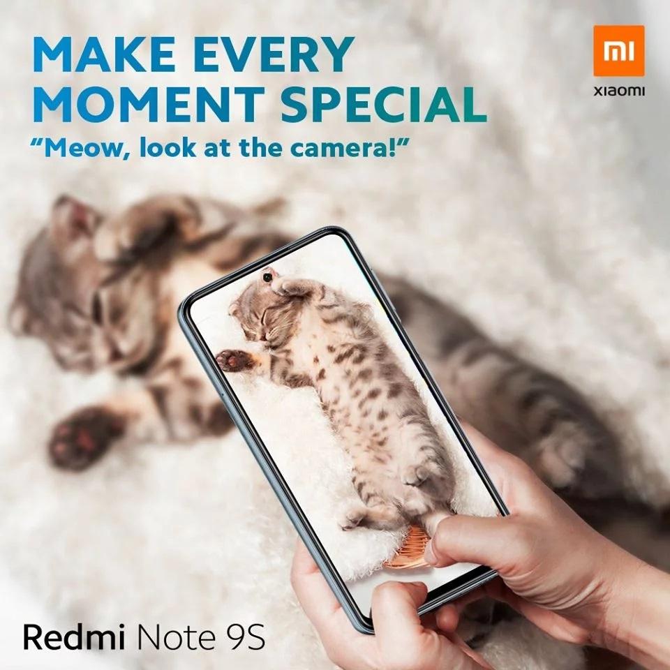 Redmi Note 9S, posible versión global del Xiaomi Redmi Note 9 Pro Max?