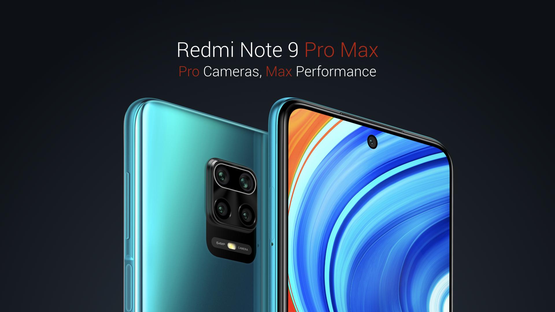 Xiaomi presentó los Redmi Note 9 Pro y Note 9 Pro Max: nuevo diseño, procesador y mucha más batería