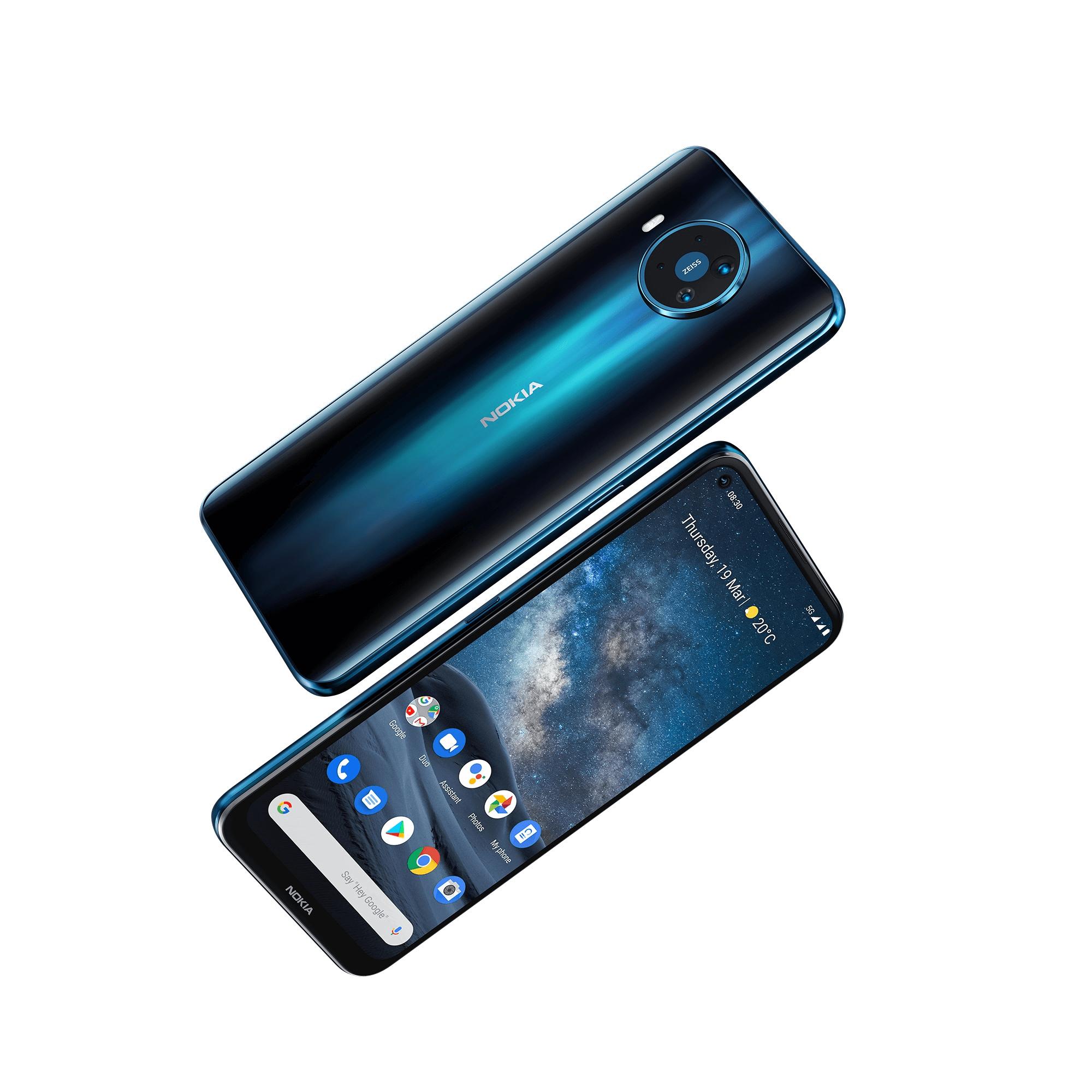 HMD Global expande su portafolio con 4 nuevos modelos, incluyendo el primer smartphone Nokia 5G