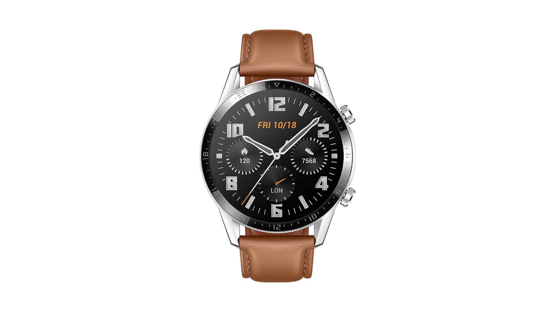 Review Huawei Watch GT2 46mm: Excelente herramienta para deportes, autonomía destacable