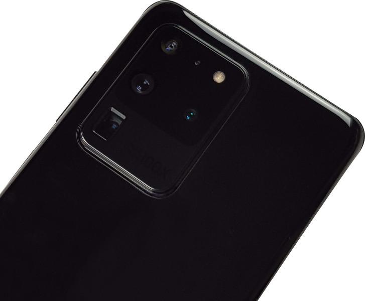 Samsung estaría trabajando en un sensor de cámara de 600 MP para celulares
