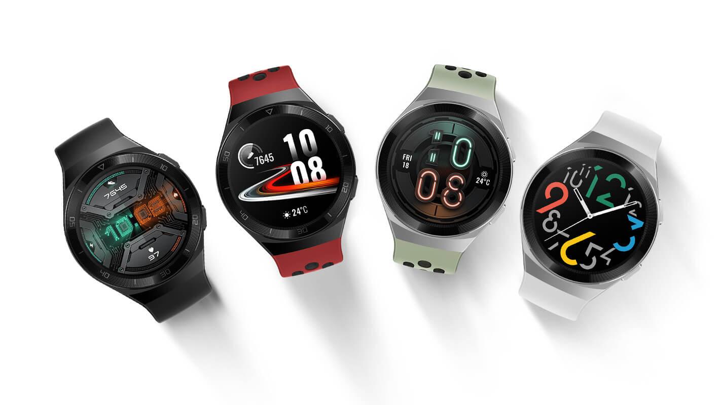 Huawei Lanza WATCH GT 2e con más de 100 modalidades de ejercicio y un mejor monitoreo de actividad física