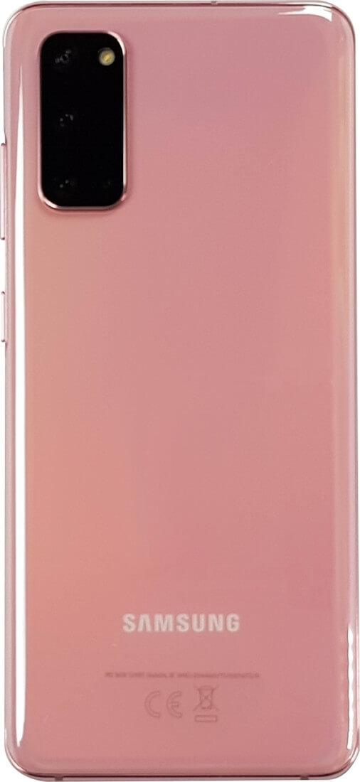 Review Samsung Galaxy S20: 'S' de súper