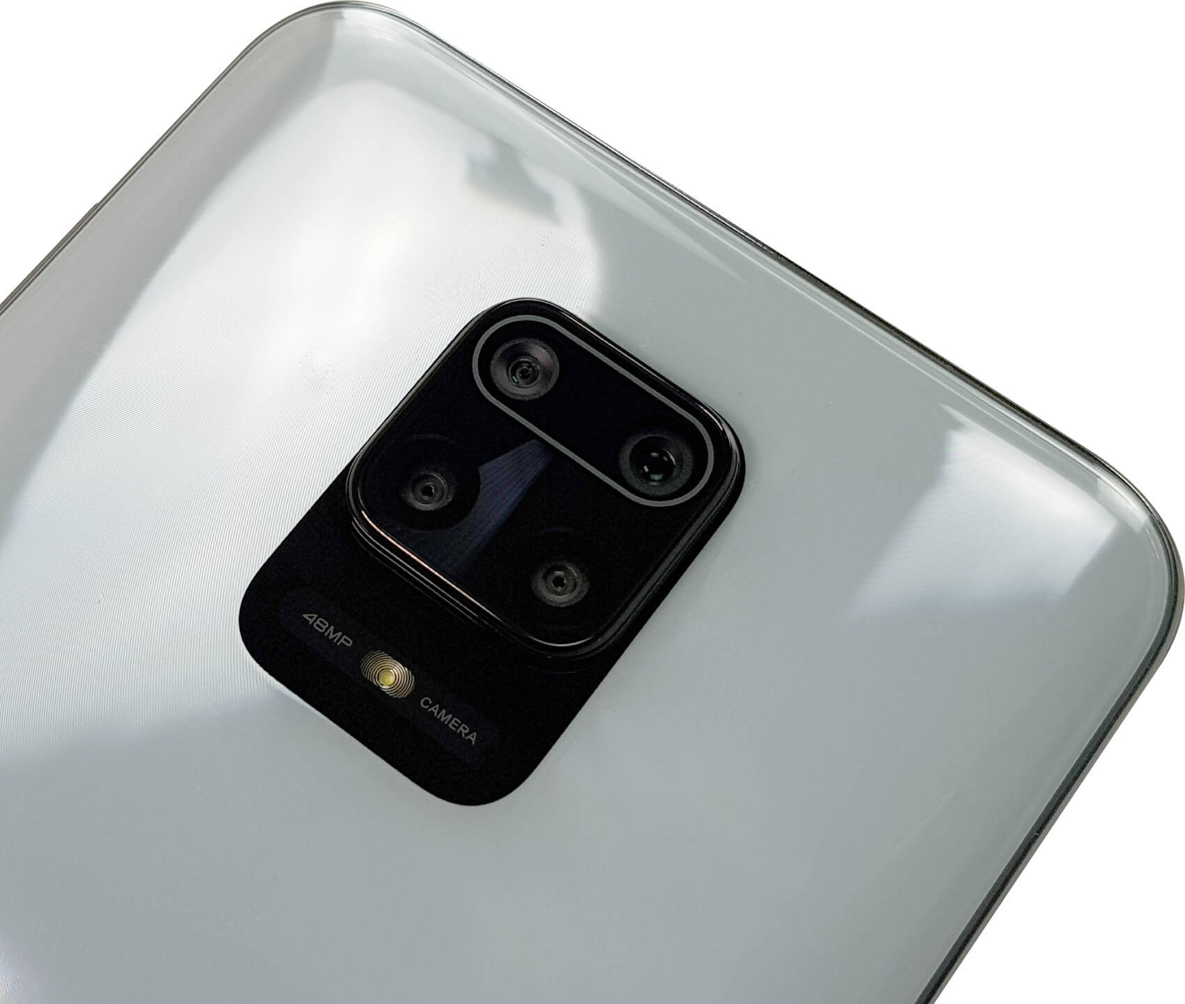 Disposición de cámaras Redmi Note 9S