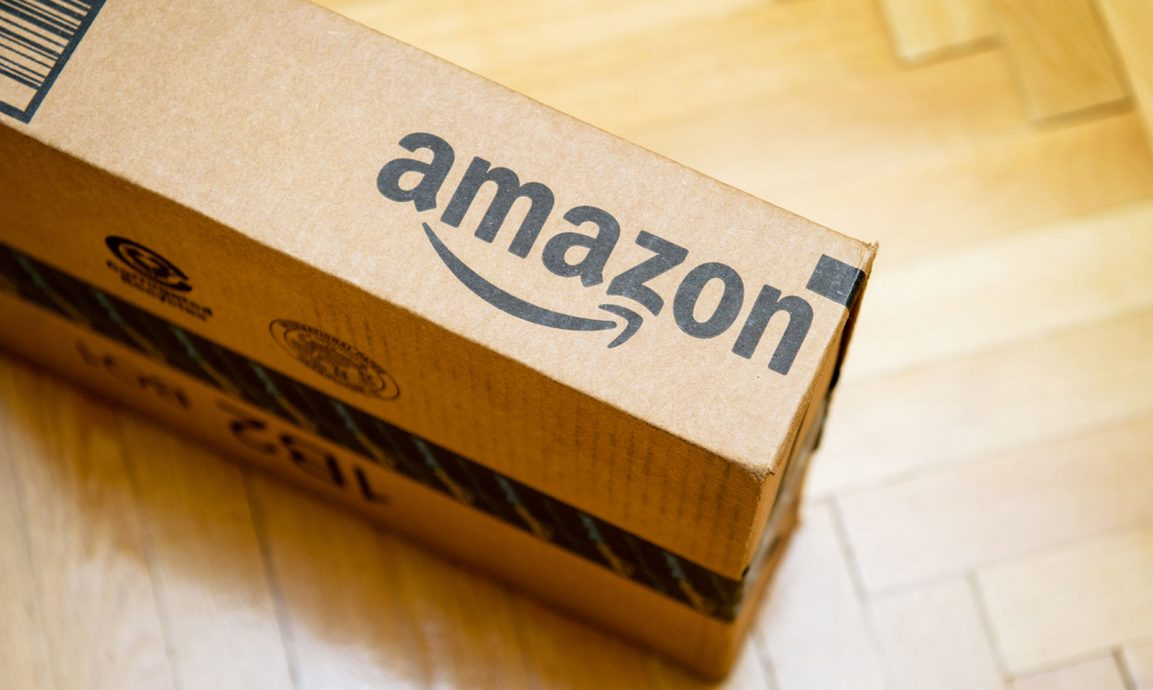Consolidar paquetes al comprar por Internet.