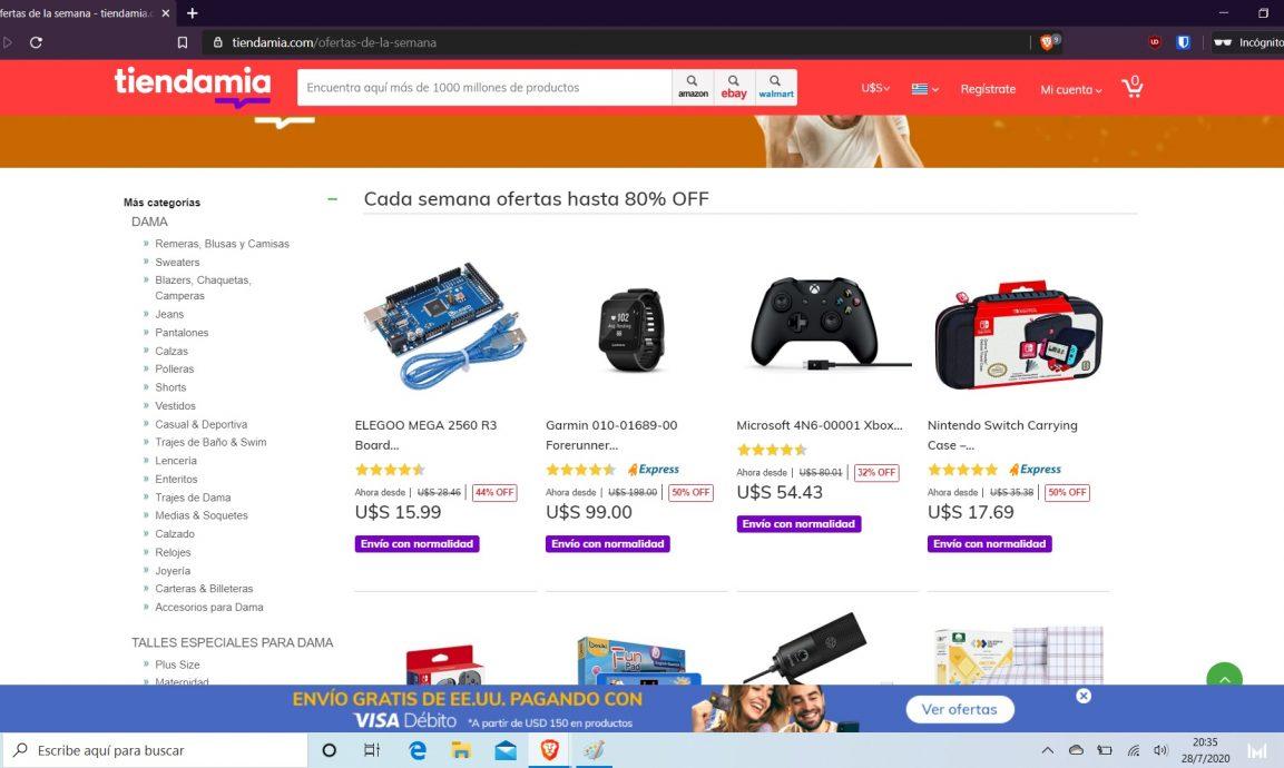 Cómo comprar por Internet en Uruguay