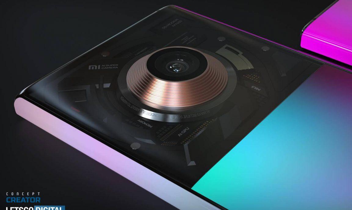 Fue noticia el Xiaomi Mi Mix Alpha