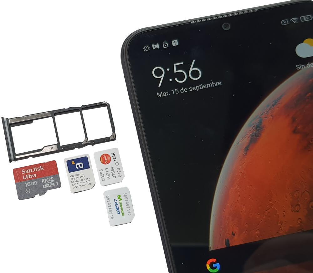 Review Redmi 9C: Un gama baja que no desentona