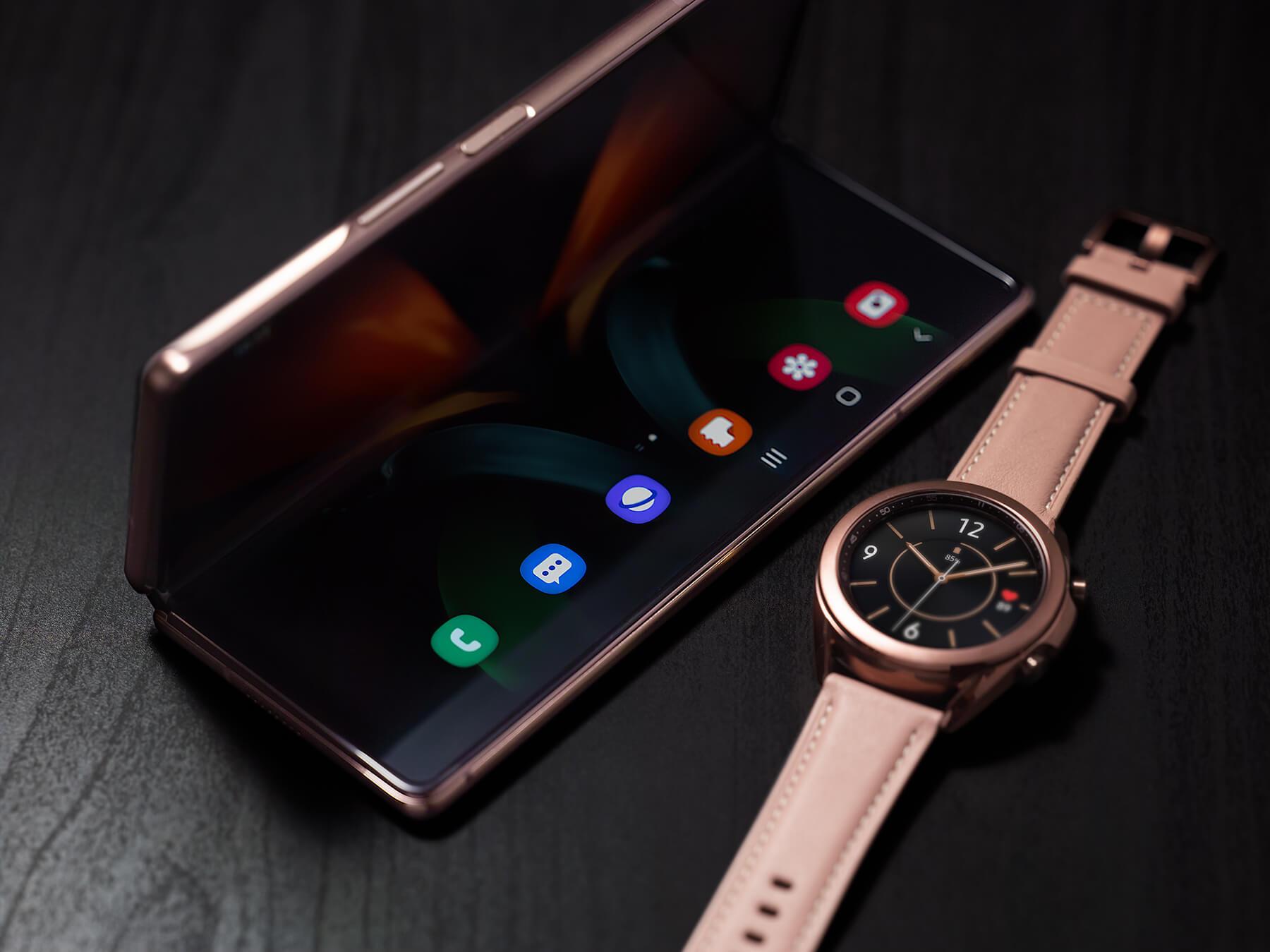 Samsung sorprende la categoría de plegables en Uruguay con el Galaxy Z Fold2