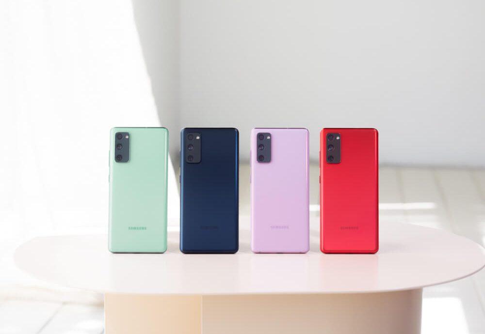 Samsung anuncia la preventa del Galaxy S20FE en Uruguay
