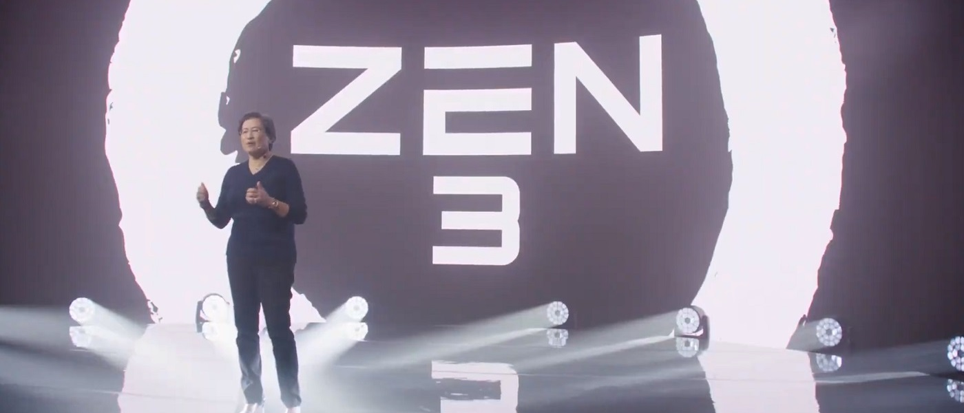 AMD Ryzen 5000 con su nueva arquitectura Zen 3.