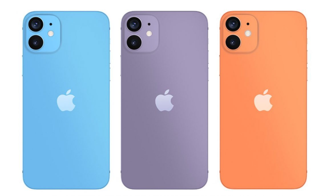 Colores iPhone 12