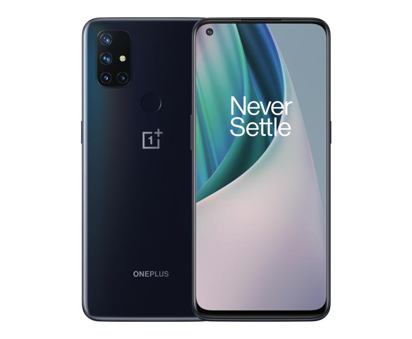 OnePlus Nord N10 5G y N100 ya son oficiales
