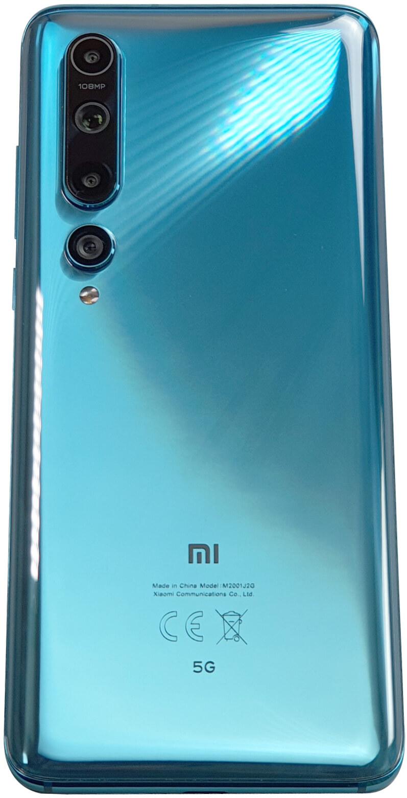 Review Xiaomi Mi 10: Un señor gama alta