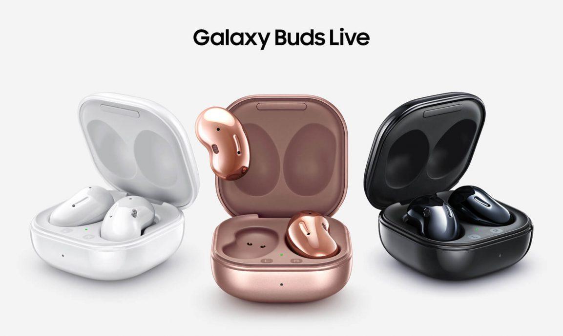 Review Samsung Galaxy Buds Live: nuevo formato que llegó para quedarse