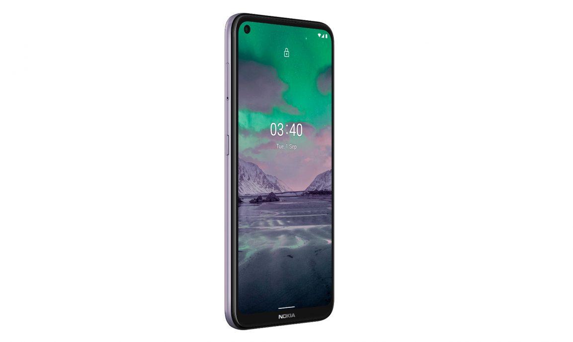 Llegan a Uruguay dos nuevos teléfonos con buenas características y precios accesibles: Nokia 3.4 y Nokia 2.4