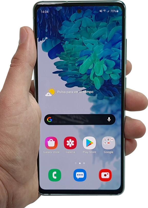 Otro Samsung, otro producto 2020 de gran nivel.