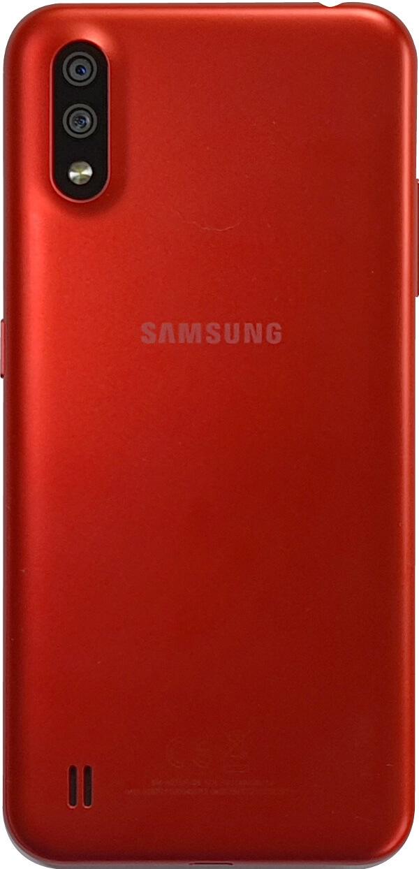 Review Samsung Galaxy A01: Samsung Cumple en la gama baja