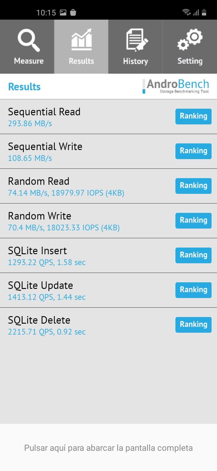 Review Samsung Galaxy A11: gama media-baja cumplidor