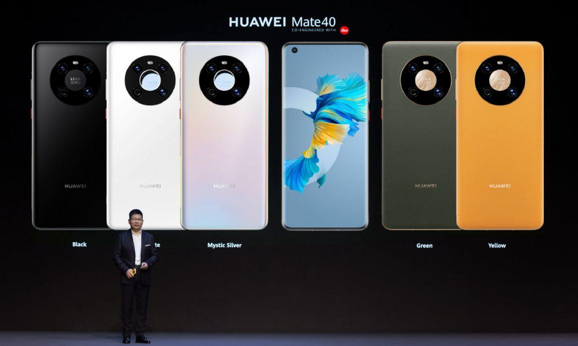El futuro Huawei P50 podría llegar en 2021