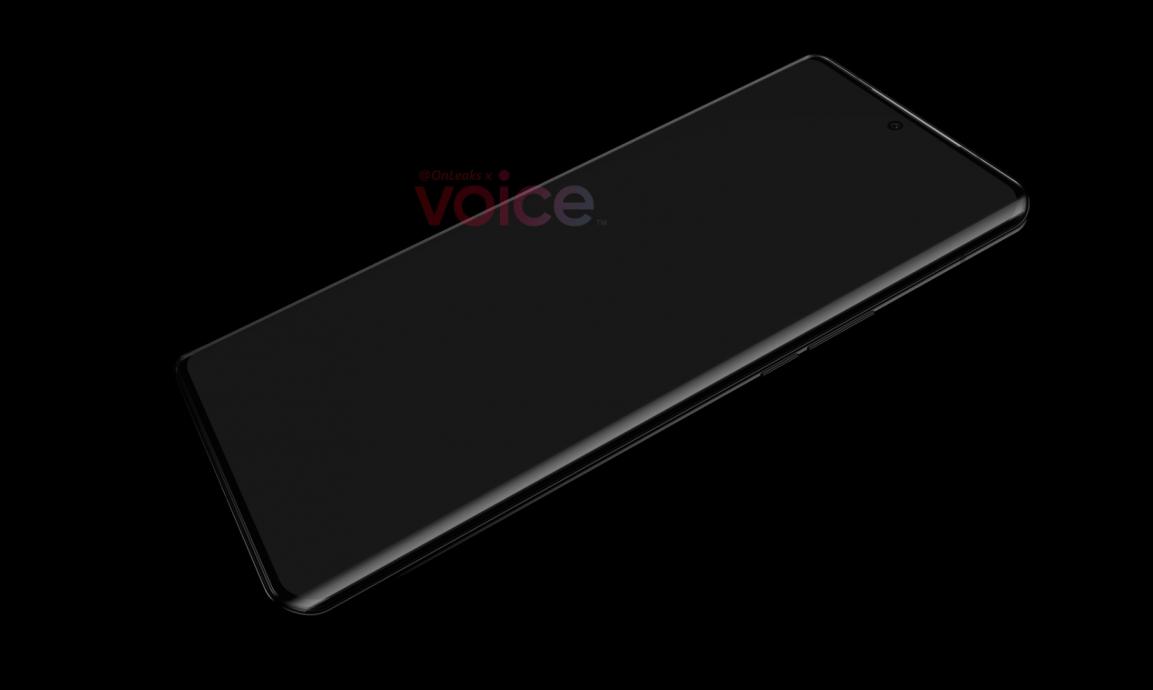 Huawei P50 Pro se ha filtrado con un importante cambio en el panel