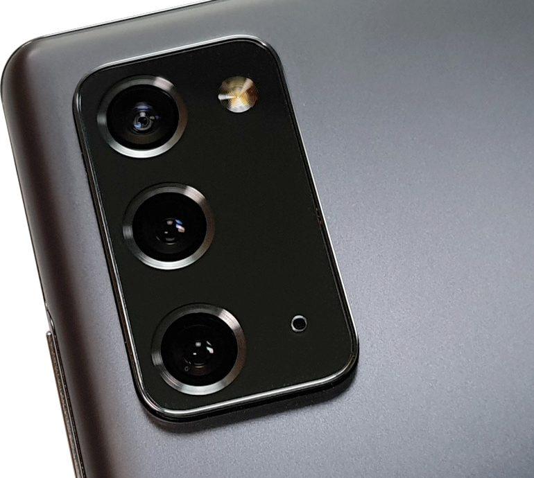 Review Samsung Galaxy Note 20: Excelente teléfono, con un pero importante