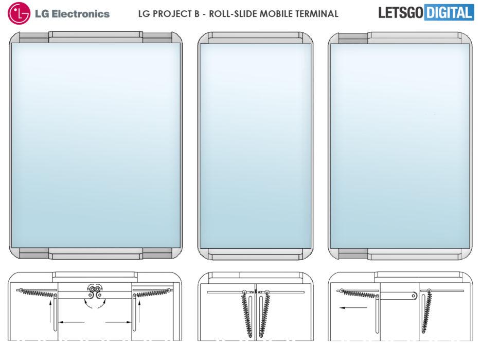 Se conocen más detalles del LG Rollable: Otro experimento de LG
