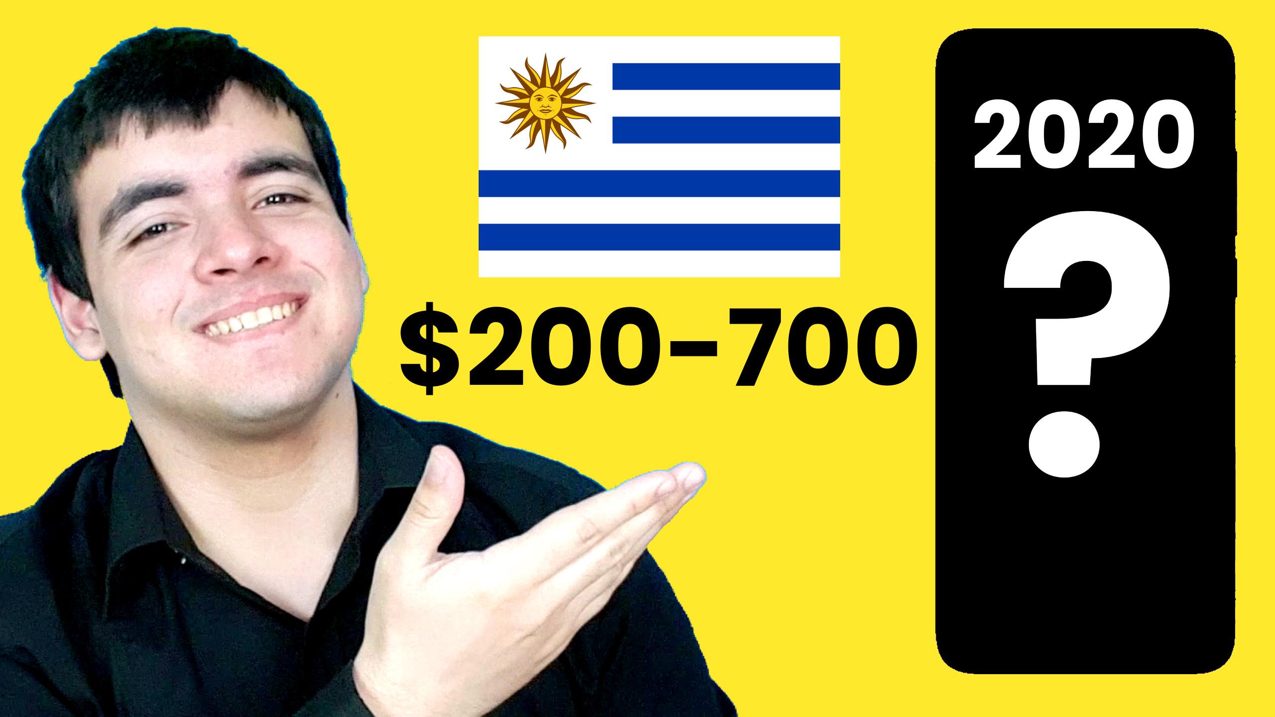 Top celulares de gama media en Uruguay - Andro UY Awards 2020