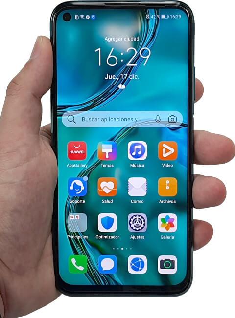 Review Huawei P40 Lite: Un gran gama media de Huawei
