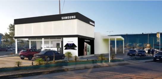 Samsung Uruguay inaugura su primera Samsung Experience Store en Punta del Este