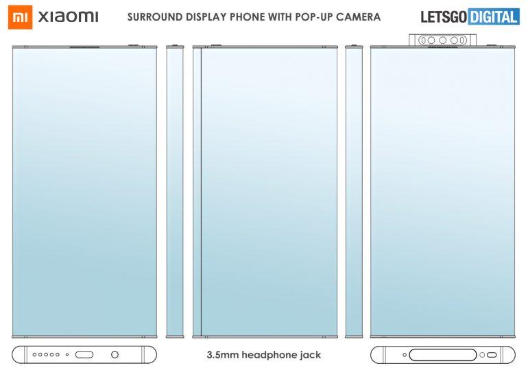 Xiaomi está desarrollando el Mi Mix Alpha 2: Enteramente pantalla