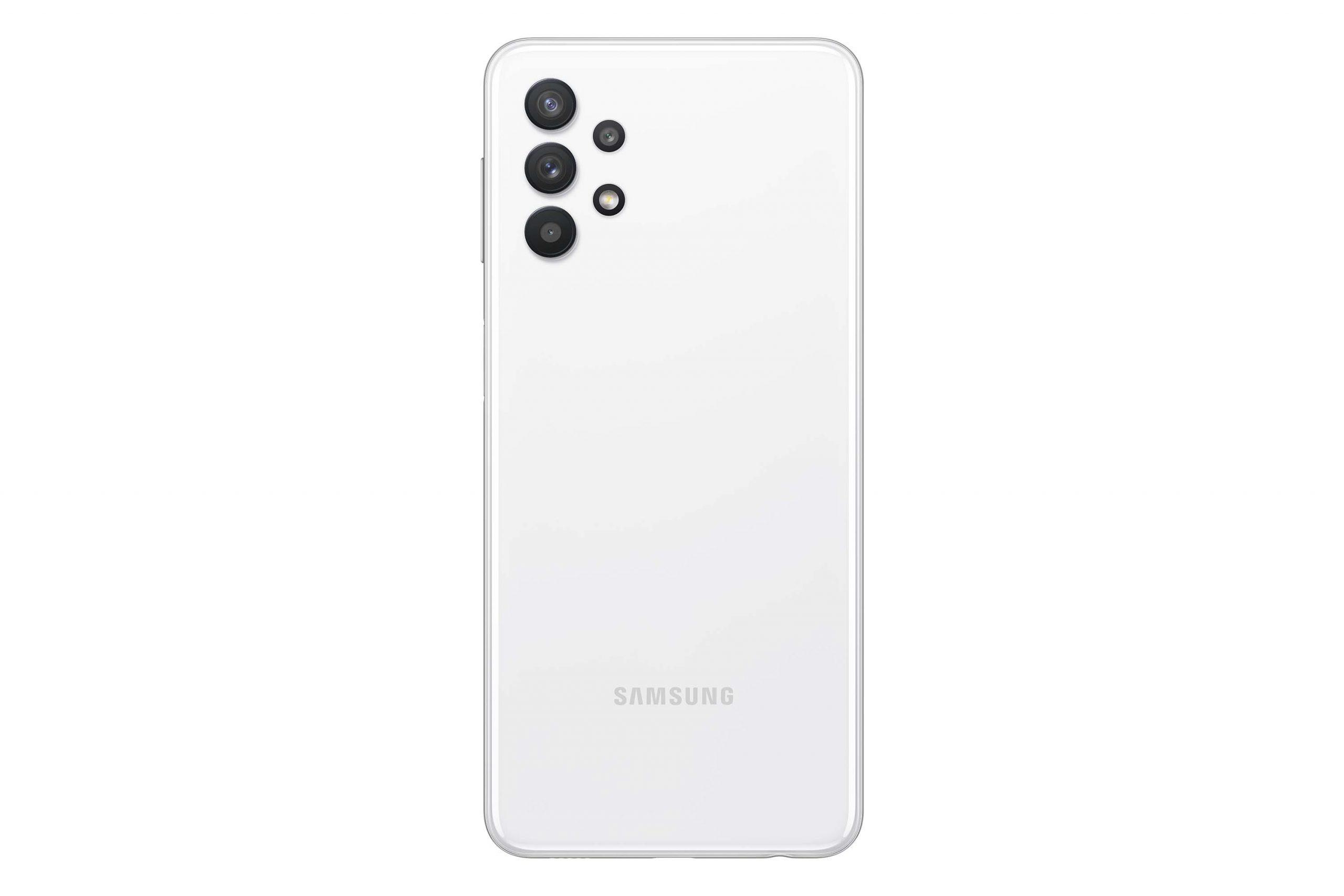 Samsung Galaxy A32 es oficial: Gama media 5G con excelente diseño