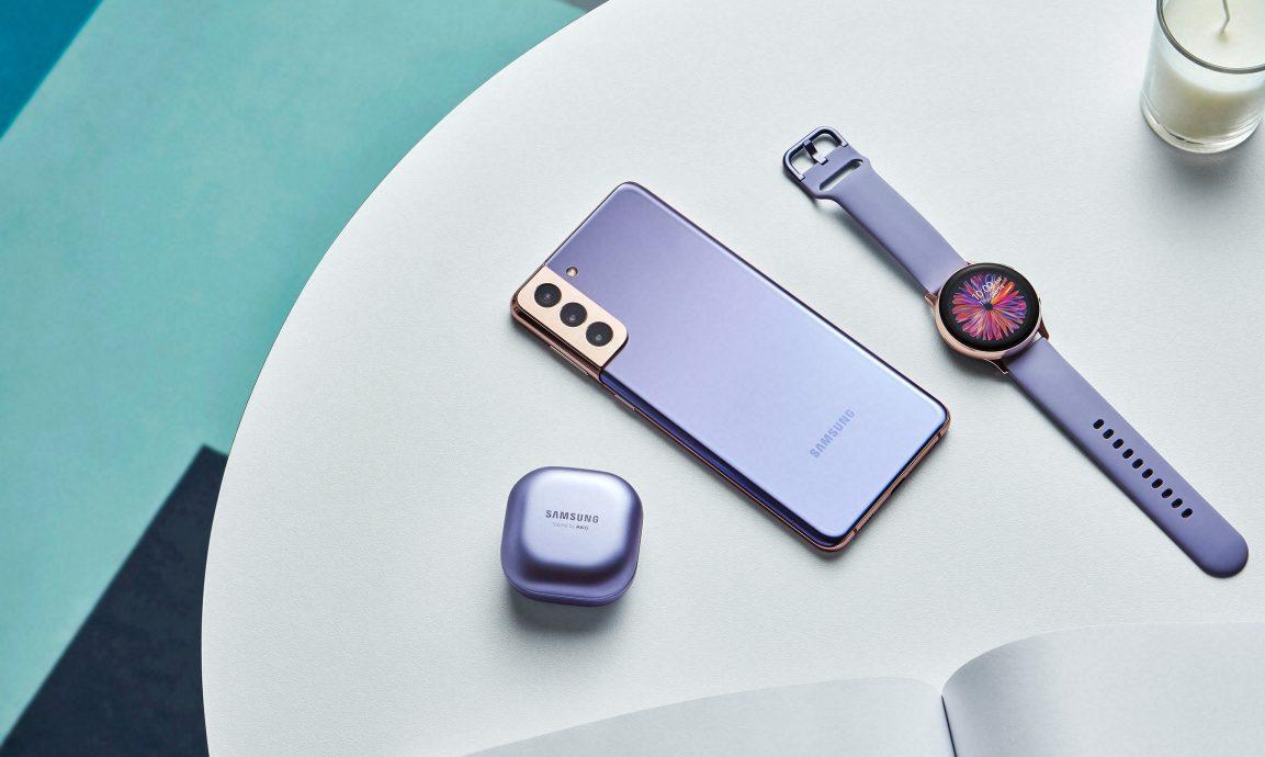 Samsung presenta la familia Galaxy S21, y agranda su ecosistema con Buds Pro y Galaxy SmartTag