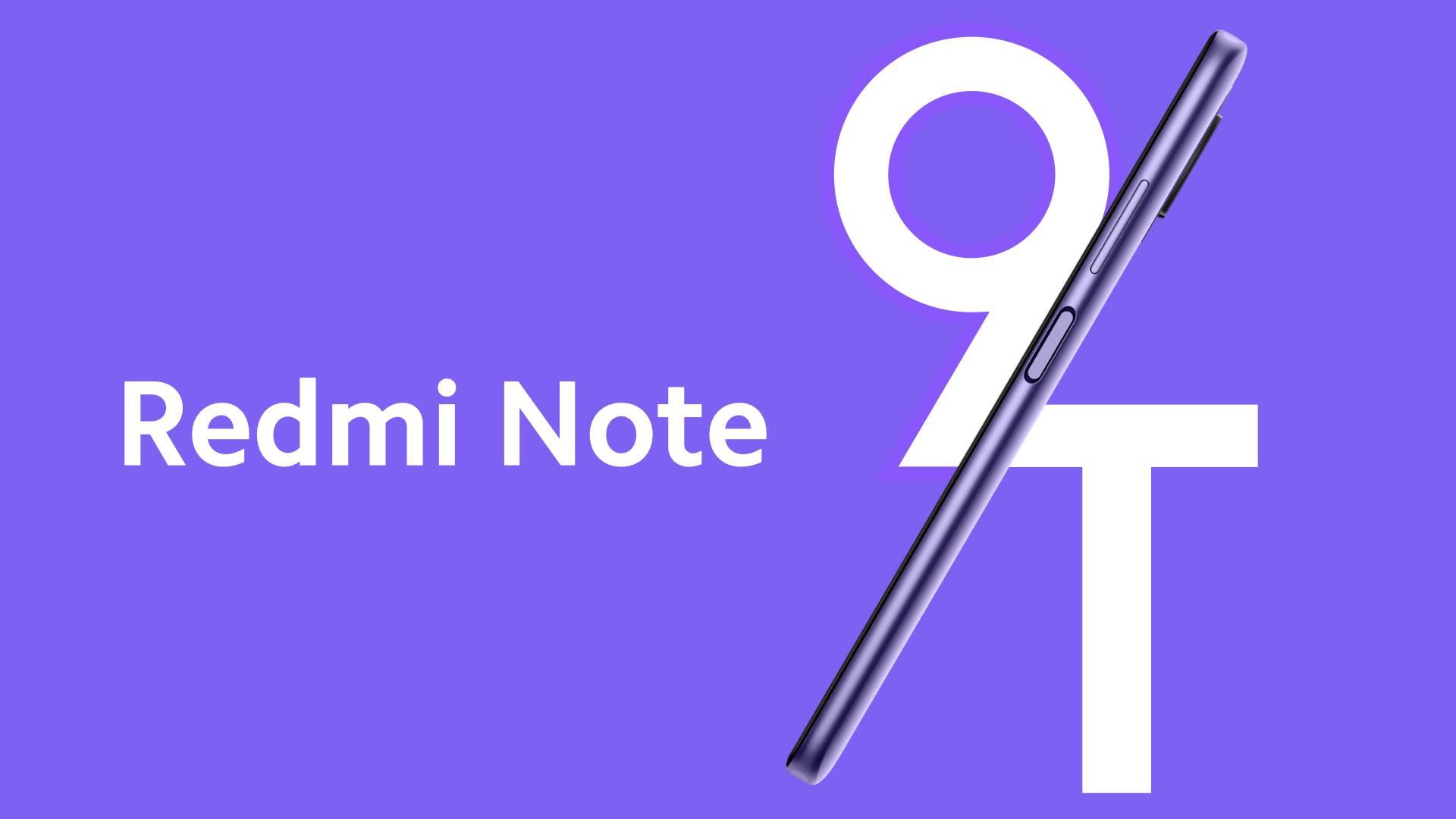Lo nuevo de Xiaomi: Redmi Note 9T, Redmi 9T, gadgets y más