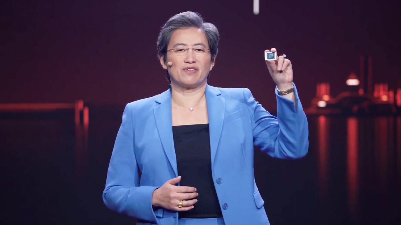 AMD presentó sus Ryzen 5000 Mobile, potencia para todos