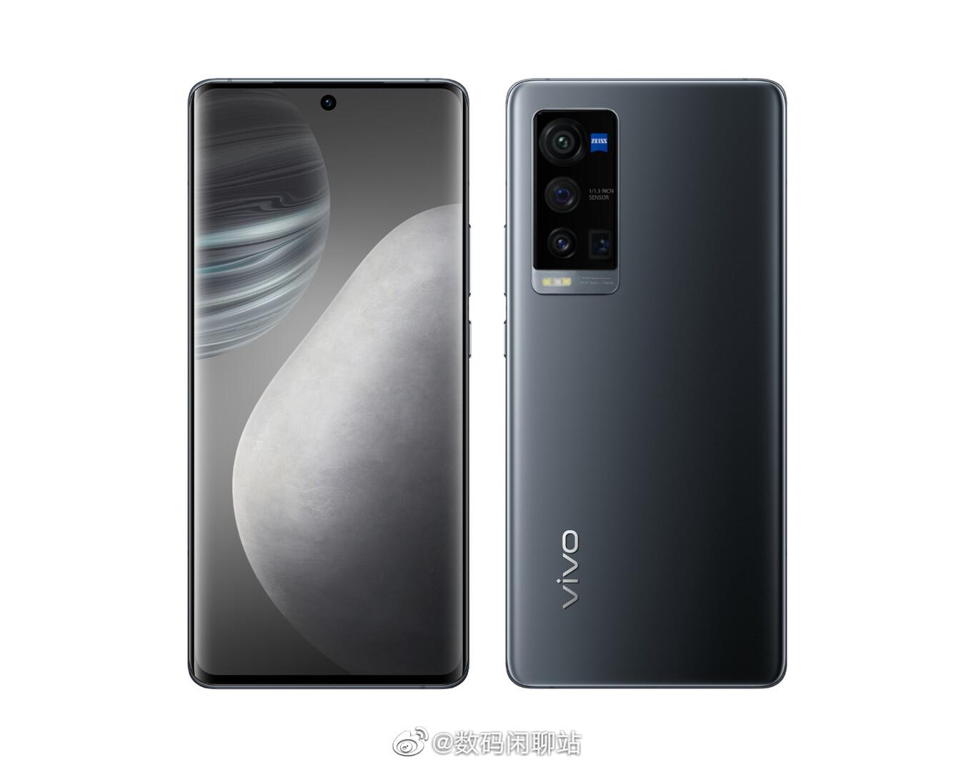 Se filtran características interesantes del VIVO X60 Pro+