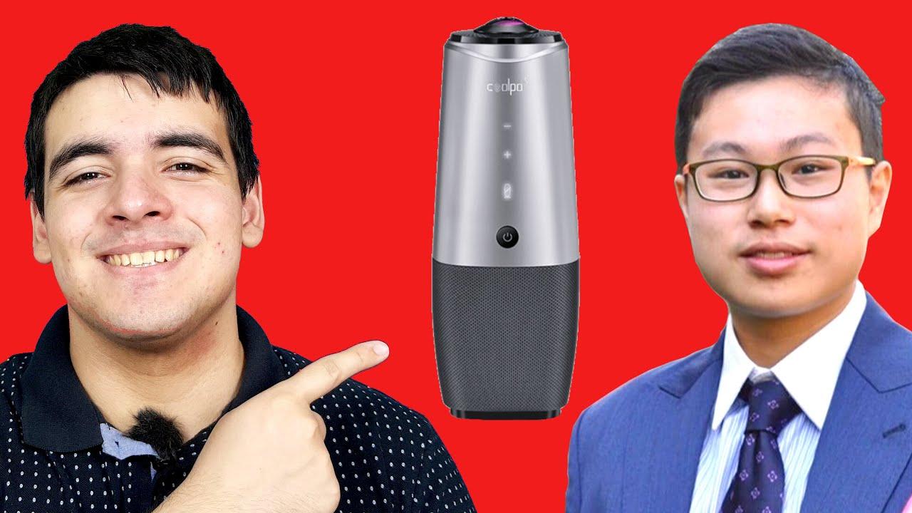 Coolpo Pana: Entrevistamos a Matthew Chou quién nos habla sobre este peculiar dispositivo