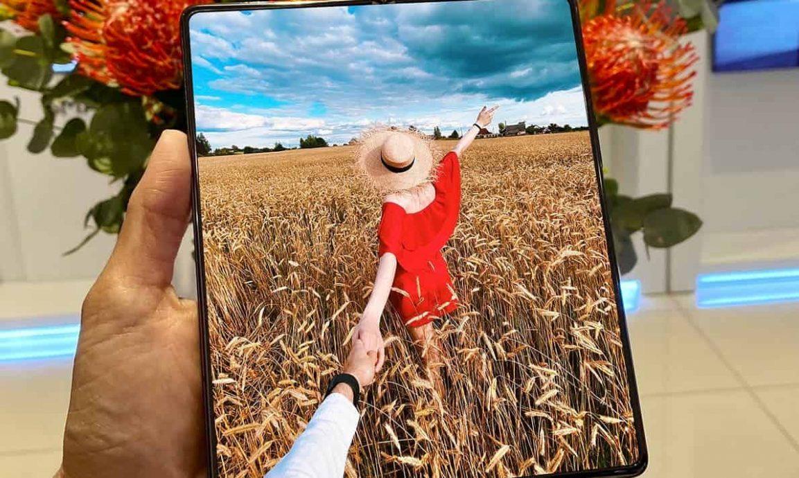 Samsung patentó una tecnología de cámara invisible
