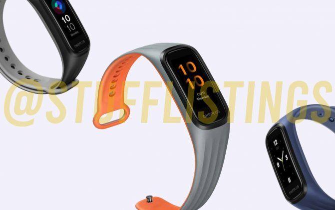 OnePlus Band: La primera pulsera inteligente de la marca