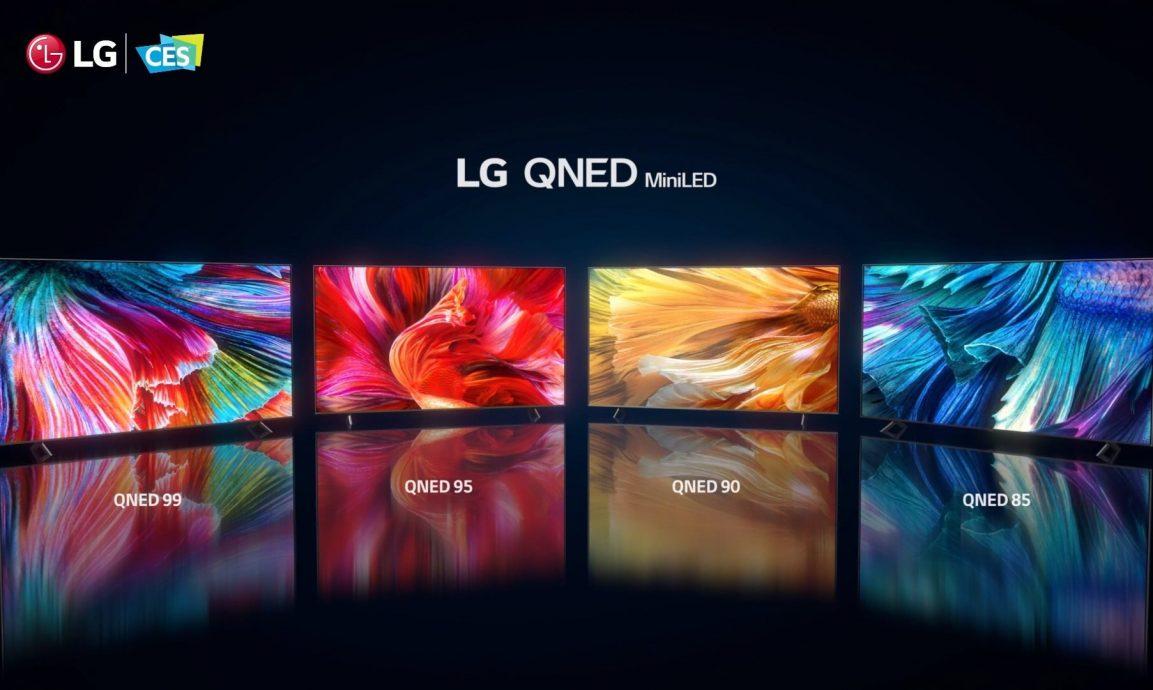 Resumen CES 2021 Día 1: Samsung, Lg, Sony y más