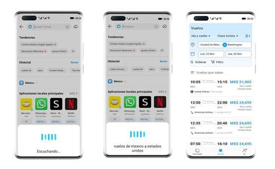 Huawei nos muestra de lo que es capaz Petal Search
